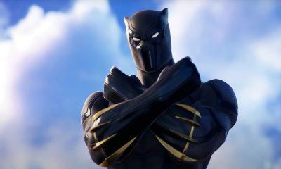 Fortnite pantera negra