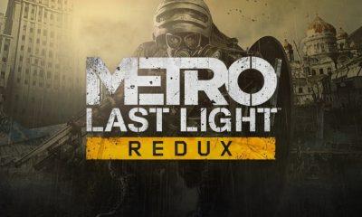 Metro: Last Light Redux de graça