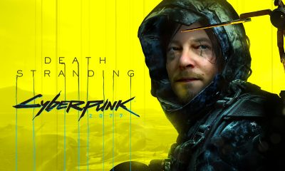Death Stranding e Cyberpunk 2077