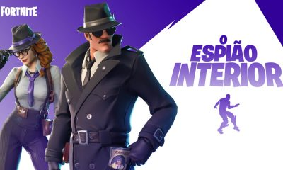 Fortnite: O Espião Interior