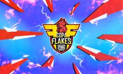 PUBG MOBILE anuncia a Copa Flakes