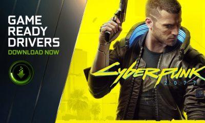 GeForce Game Ready Driver para Cyberpunk 2077