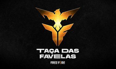 Taça das Favelas Free Fire