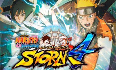 Copa do Brasil de Naruto Storm 4