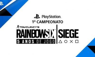 1ª Copa PlayStation de Rainbow Six Siege