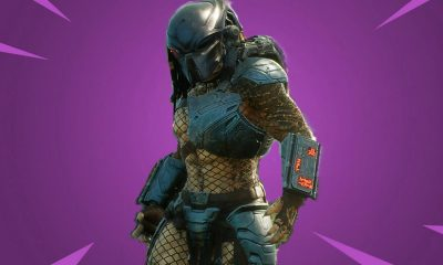 Fortnite: Skin do predador