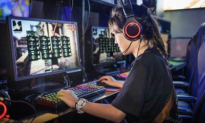 38% dos gamers são mulheres