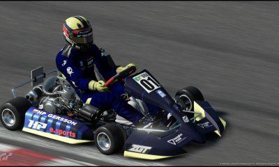 O colombiano Gersson foi o grande campeão do HP Kart Challenge