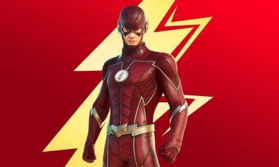 Fortnite: Skin do The Flash