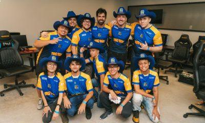 Coaches selecionados e players da Rensga Academy / Foto: Alan Moreira)