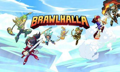 O competitivo de Brawlhalla em 2021