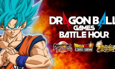 Dragon Ball Games Battle Hour