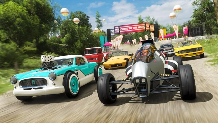 Hot Wheels e Forza Horizon