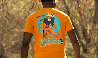 Team Liquid parceria com Naruto Shippuden