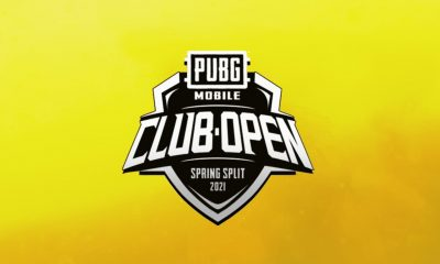 PUBG MOBILE Club Open
