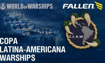 Copa Latina-Americana Warships