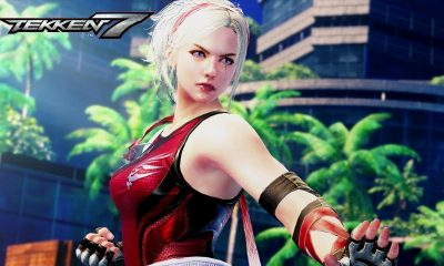 Tekken 7: Primeira ministra polonesa, Lidia Sobieska