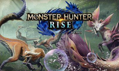 Segunda demo de Monster Hunter Rise