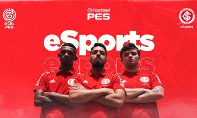 Internacional anuncia entrada nos eSports — Foto: Divulgação/Internacional