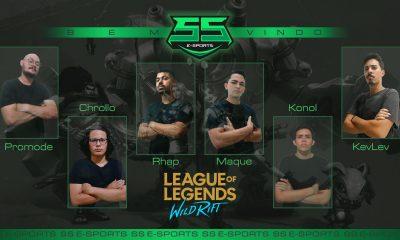 SS e-Sports Popibank terá equipe de LoL: Wild Rift