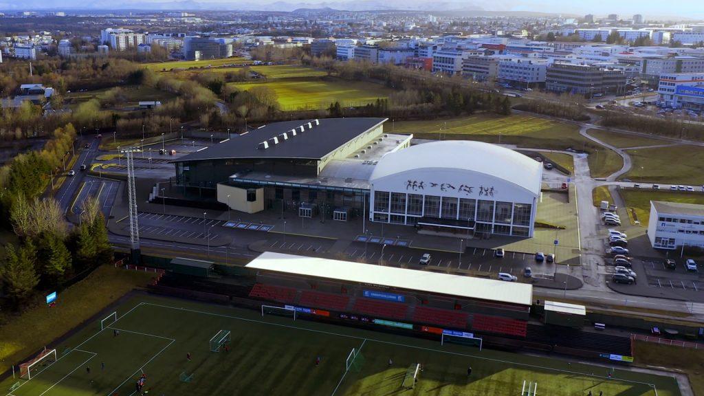 Arena que abrigará o VALORANT Masters (Imagem: Reprodução)
