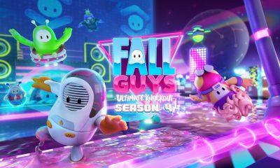 Fall Guys revela quarta temporada