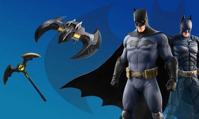 Fortnite: evento com Neymar e crossover com o Batman