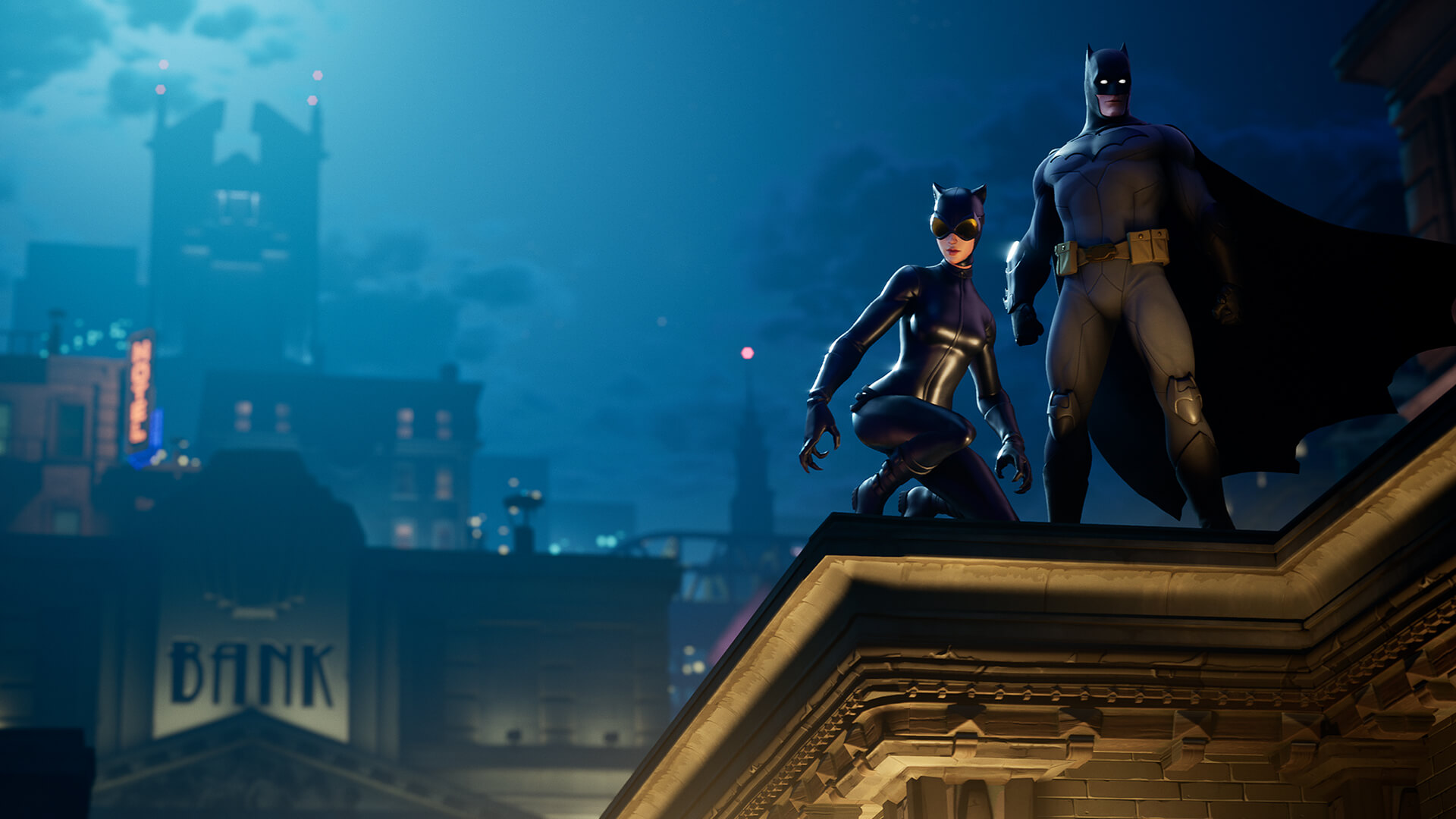Fortnite Batman