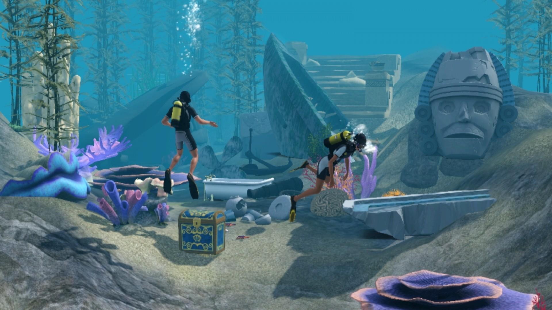 The Sims 3 Ilha Paradisíaca