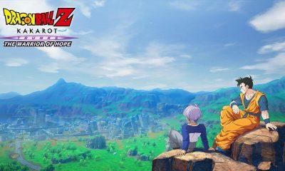 Dragon Ball Z Kakarot – Trunks: The Warrior of Hope