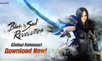 MMO Blade & Soul Revolution para celular
