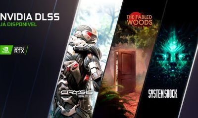 DLSS chega em The Fabled Woods, Crysis Remastered e System Shock Demo