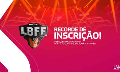 Inscrições da LBFF: Série C bate recorde