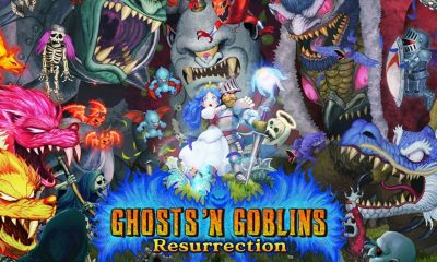 Ghosts 'n Goblins Ressurection