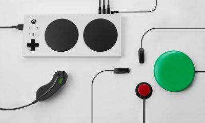 Controle adaptável Xbox