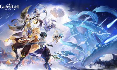Genshin Impact para PS5