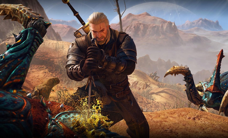The Witcher 3: Wild Hunt no PS5 e nos Xbox Series
