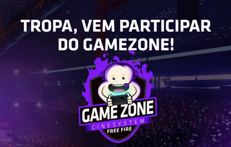 Game Zone Cinesystem Free Fire