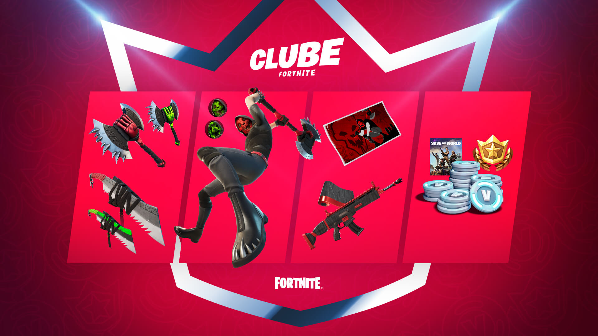 Clube Fortnite