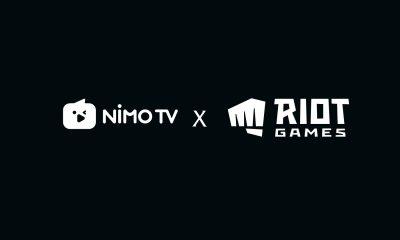 Nimo TV e Riot Games
