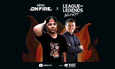 Nimo TV On Fire de Wild Rift