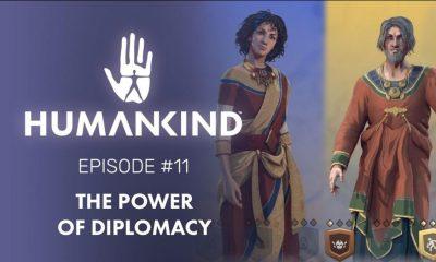 Humankind reve novo vídeo com foco na Diplomacia
