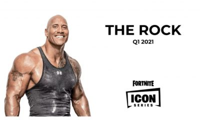 The Rock Fortnite